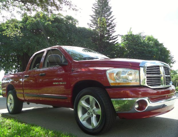 2006 DODGE RAM 1500 SLT QUAD CAB LONG BED 2WD burgundy call 1-877-775-0217 for sales if its