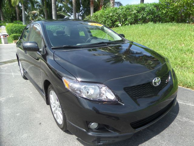 2010 TOYOTA COROLLA SPECIAL EDITION 4DR SEDAN black call 1-877-775-0217 for sales this 2010