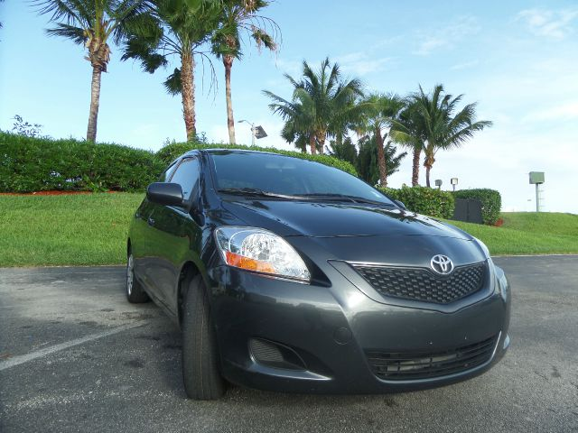 2010 TOYOTA YARIS SEDAN 4-SPEED AT gray financing affordable for everyone