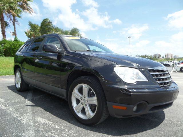 2007 CHRYSLER PACIFICA TOURING AWD 4DR WAGON black call 1-877-775-0217 for sales this 2007 c