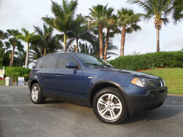 2005 BMW X3 30I blue call 1-877-775-0217 for sales this 2005 bmw runs great and has been th