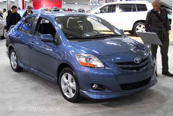 2008 TOYOTA YARIS SEDAN S smoke blue call 1-877-775-0217 for sales this 2008 toyota yaris ju