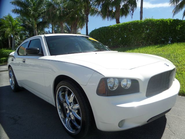 2008 DODGE CHARGER BASE 4DR SEDAN white call 1-877-775-0217 for sales this beautiful 2008 do
