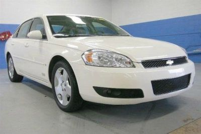 2007 CHEVROLET IMPALA LT1 35L white call 1-877-775-0217 for sales this 2007 chevrolet impal