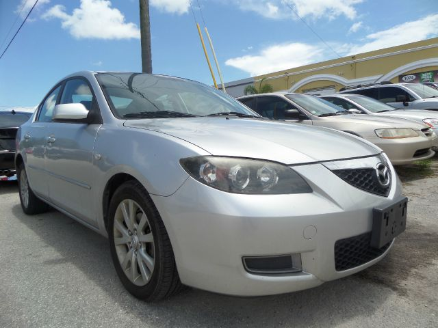2007 MAZDA MAZDA3 I SPORT 4DR SEDAN 2L I4 4A silver call 1-877-775-0217 for sales this 200