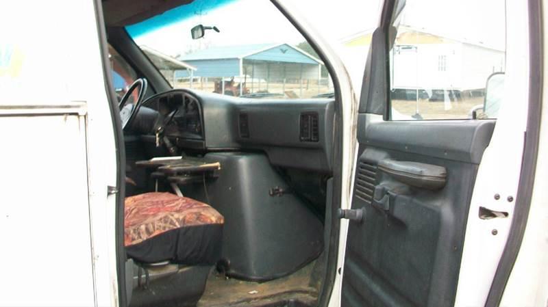 1996 Ford E-350  3dr Econoline UTILITY  Cargo Van - Fredericksburg VA