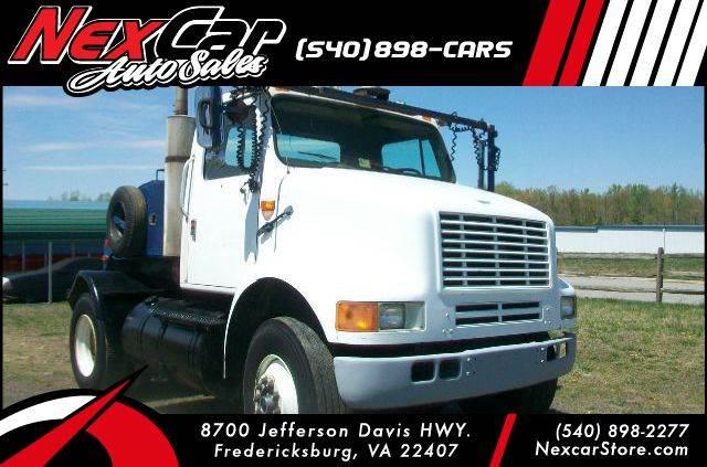 1991 International 8100  - Fredericksburg VA