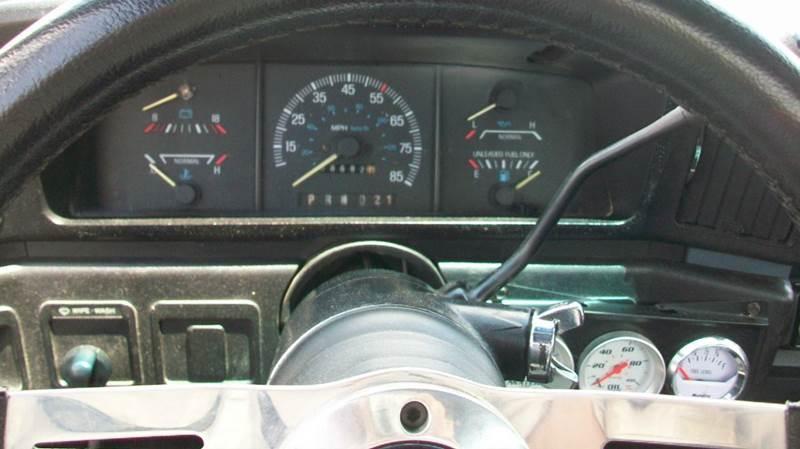 1989 Ford F-150 S 2dr Standard Cab LB - Fredericksburg VA