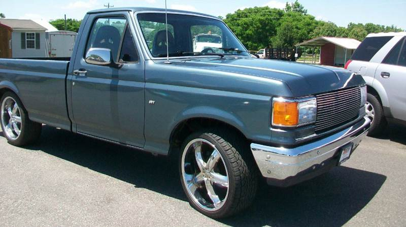 1989 ford f 150 s 2dr standard cab lb in fredericksburg va. Black Bedroom Furniture Sets. Home Design Ideas