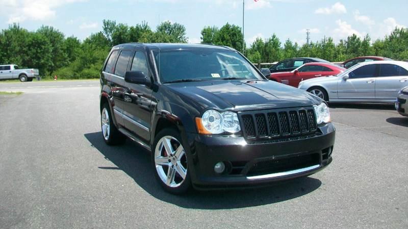 2010 Jeep Grand Cherokee SRT8 4x4 4dr SUV - Fredericksburg VA
