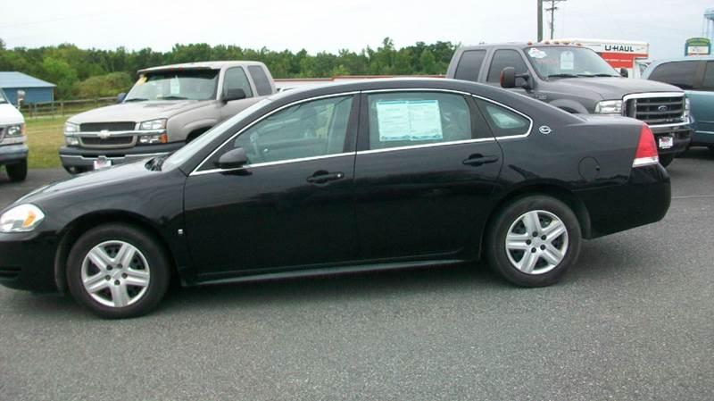 2009 Chevrolet Impala LS 4dr Sedan - Fredericksburg VA
