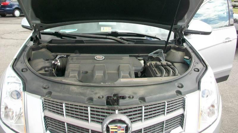 2011 Cadillac SRX Luxury Collection 4dr SUV - Fredericksburg VA