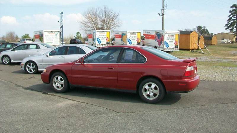 1997 Honda Accord Special Edition 2dr Coupe - Fredericksburg VA