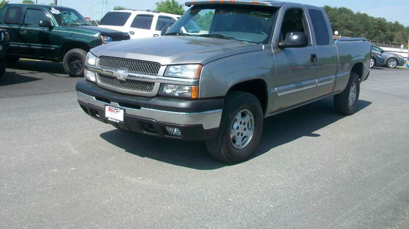 2003 Chevrolet Silverado 1500 LS 4dr Extended Cab 4WD SB - Fredericksburg VA