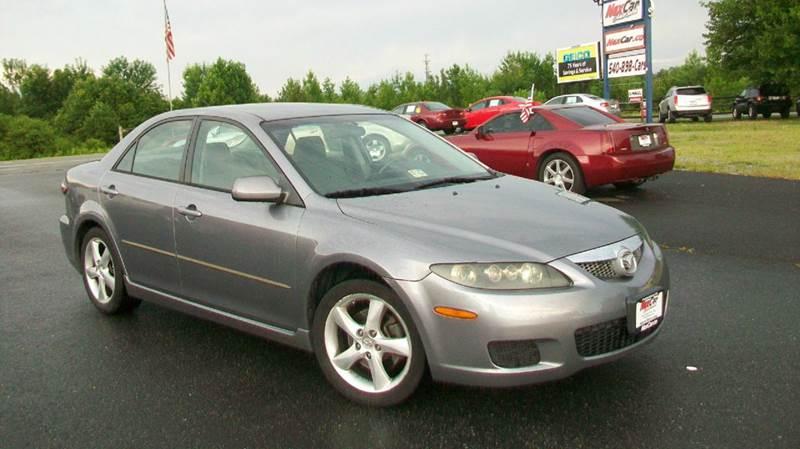 2007 Mazda MAZDA6 I Sport 4dr Sedan (2.3L I4 5A)   Fredericksburg VA
