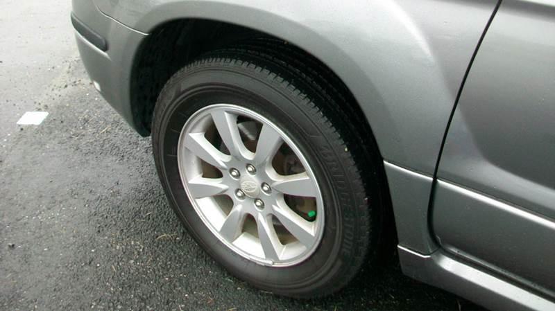2007 Subaru Forester 2.5 X Premium Package AWD 4dr Wagon (2.5L F4 4A) - Fredericksburg VA