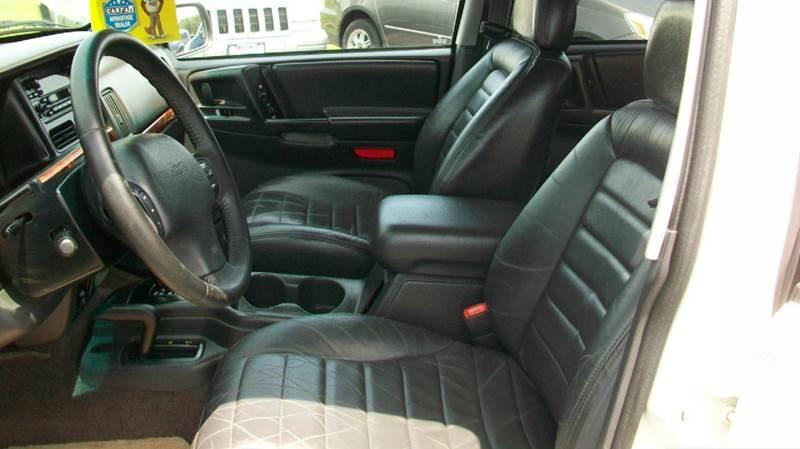 1996 Jeep Grand Cherokee Laredo 4dr 4WD SUV - Fredericksburg VA