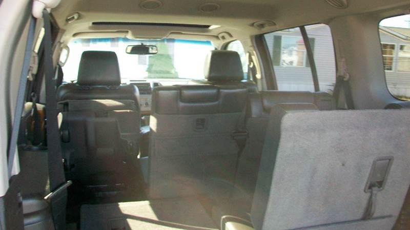 2006 Nissan Pathfinder LE 4dr SUV 4WD - Fredericksburg VA