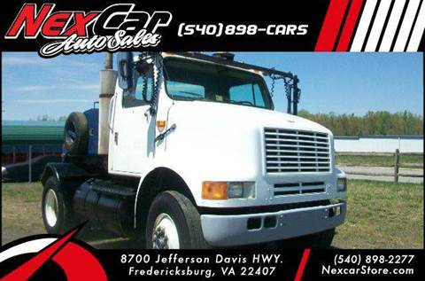 1991 International 8100