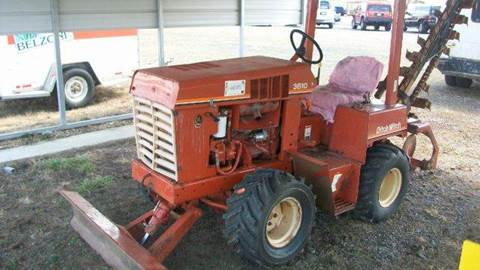 1997 DITCH WITCH 3610 for sale in Fredericksburg, VA