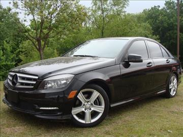2011 Mercedes-Benz C-Class for sale in Forest Hill, TX