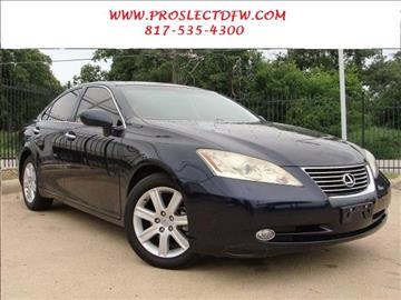 2009 Lexus ES 350 for sale in Forest Hill, TX