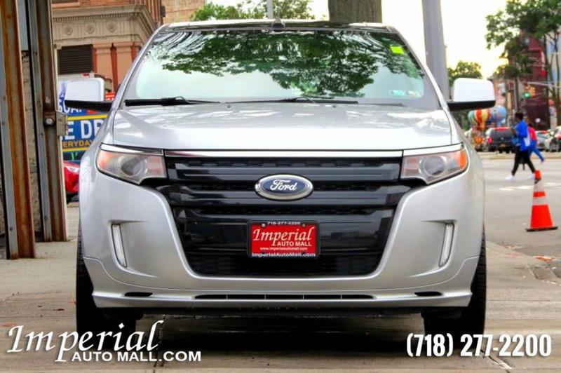 2011 Ford Edge ... & Ford Used Cars Luxury Cars For Sale Brooklyn Imperial Auto Mall ... markmcfarlin.com