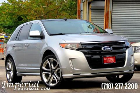 2011 Ford Edge 2011 Ford Edge ...  sc 1 st  Imperial Auto Mall Used Cars & Ford Used Cars Luxury Cars For Sale Brooklyn Imperial Auto Mall ... markmcfarlin.com
