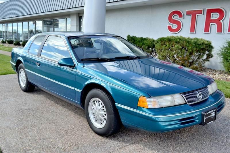 1993 mercury cougar for sale for Strieter motor davenport ia