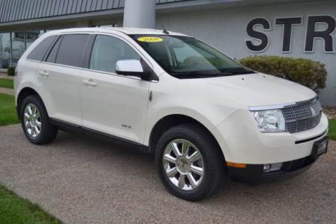Lincoln mkx for sale fort wayne in for Strieter motor davenport ia