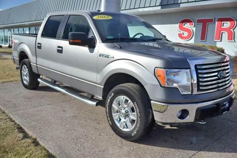 Ford f 150 for sale davenport ia for Strieter motor davenport ia