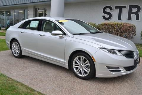 2013 Lincoln MKZ for sale in Davenport, IA
