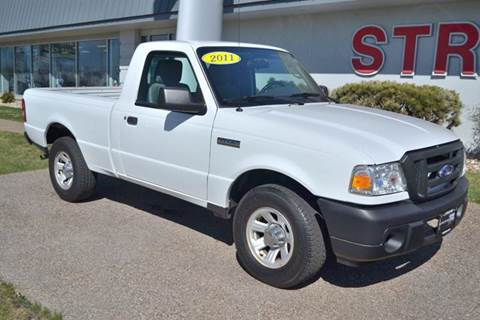 Ford ranger for sale des moines ia for Strieter motor davenport ia