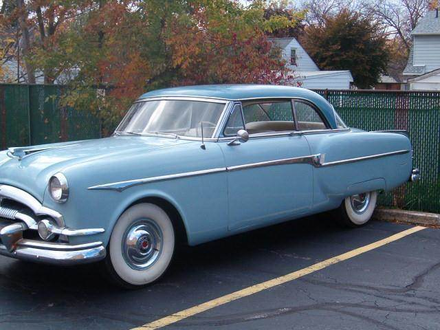 1953 Packard Patrician mayfair - Wickliffe OH