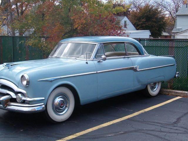 1953 Packard Patrician mayfair - Wickliffe OH