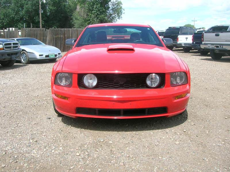 2009 Ford Mustang GT Premium 2dr Fastback - Fort Collins CO