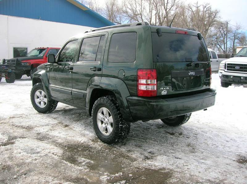 2010 jeep liberty sport 4x4 4dr suv in fort collins co horsepower auto brokers. Black Bedroom Furniture Sets. Home Design Ideas