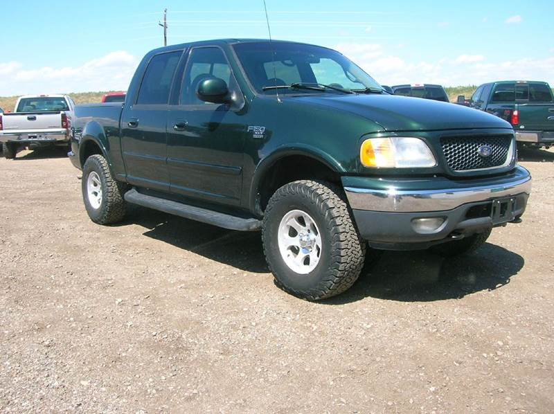 2001 Ford F-150 4dr SuperCrew XLT 4WD Styleside SB - Fort Collins CO