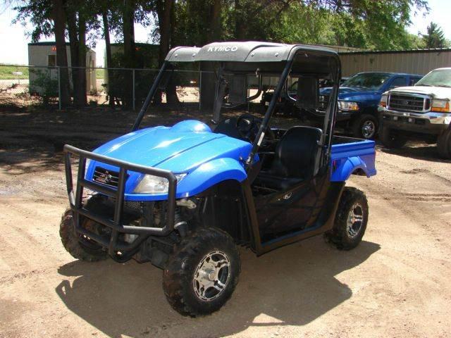 2011 Kymco UXV500 SE