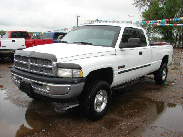 2000 Dodge Ram Pickup 2500