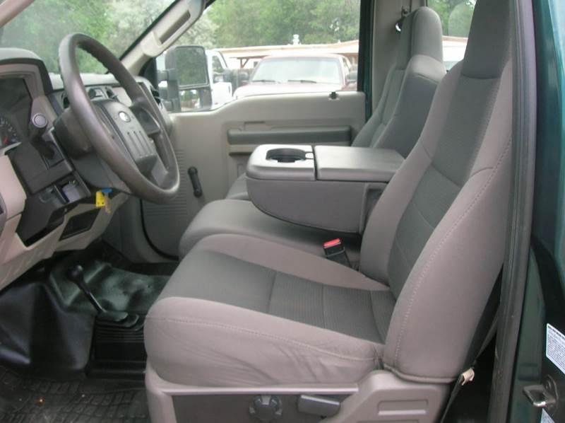2010 Ford F-350 Super Duty 4x4 XL 2dr Regular Cab 8 ft. LB SRW Pickup - Fort Collins CO
