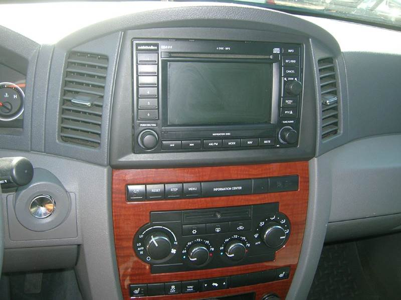 2005 Jeep Grand Cherokee 4dr Limited 4WD SUV - Fort Collins CO