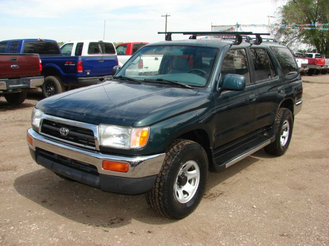 1996 toyota 4runner sr5 4dr 4wd suv in fort collins carr. Black Bedroom Furniture Sets. Home Design Ideas