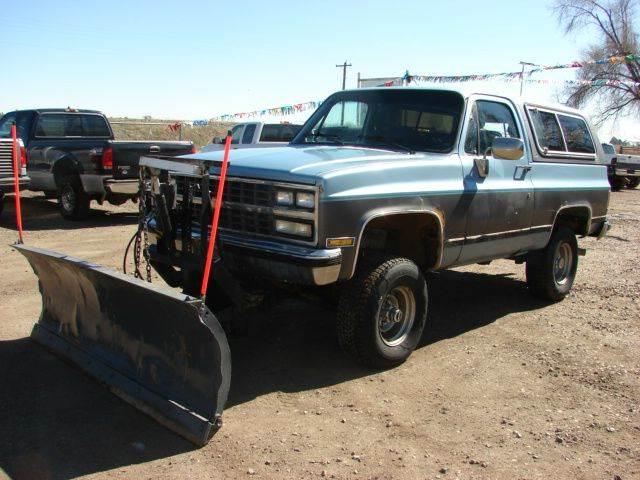 1989 Chevrolet Blazer