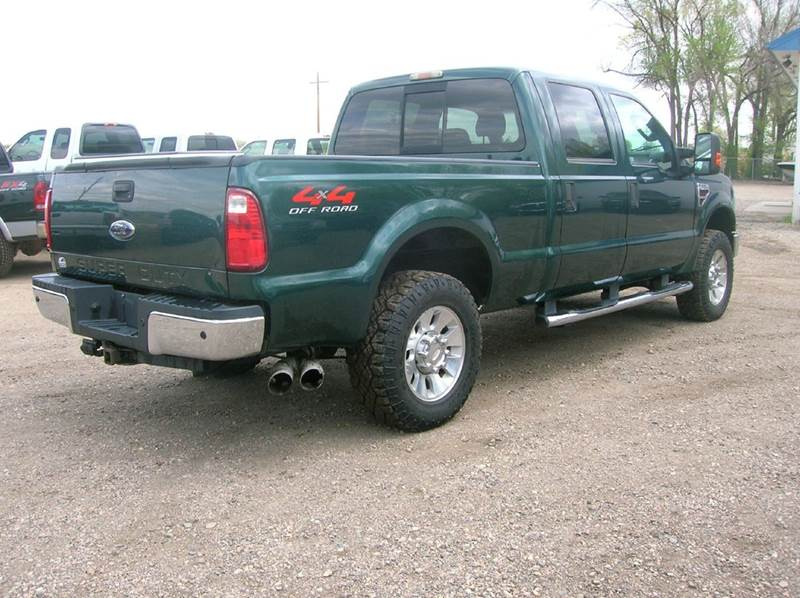 2008 Ford F-250 Super Duty Lariat 4dr Crew Cab 4WD SB - Fort Collins CO