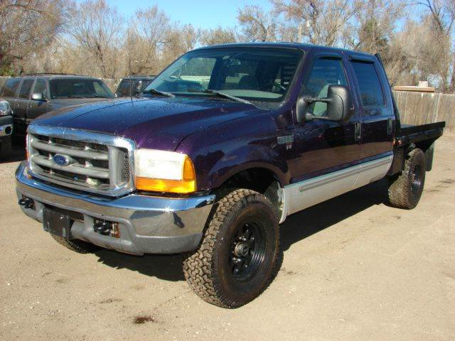 1999 ford f 350 super duty 4dr xlt 4wd crew cab sb in fort collins co horsepower auto brokers. Black Bedroom Furniture Sets. Home Design Ideas