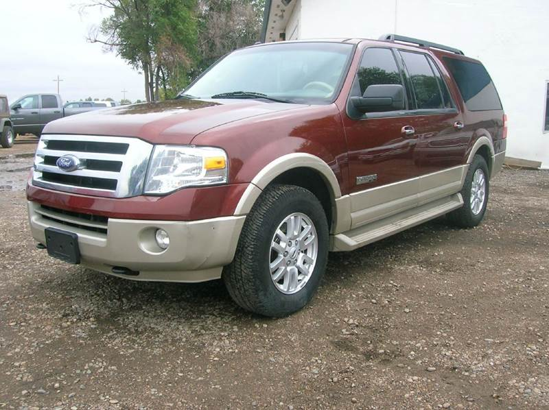 2007 ford expedition el eddie bauer 4dr suv 4x4 in fort collins co horsepower auto brokers. Black Bedroom Furniture Sets. Home Design Ideas