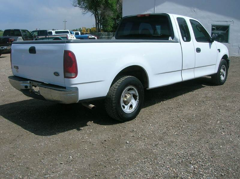 2003 Ford F-150 4dr SuperCab XL Rwd Styleside LB - Fort Collins CO