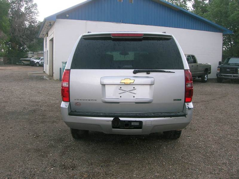 2010 Chevrolet Suburban 4x4 LS 1500 4dr SUV - Fort Collins CO