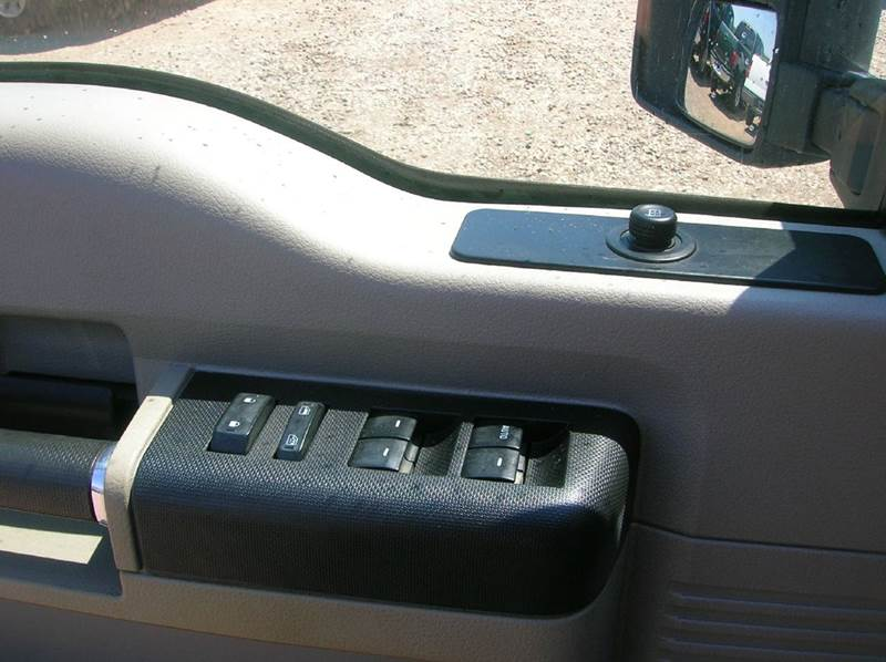 2010 Ford F-350 Super Duty 4x4 XL 4dr Crew Cab 8 ft. LB SRW Pickup - Fort Collins CO